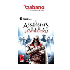 بازی Assassin's Creed BrotherHood نشر پرنیان
