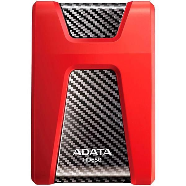 هارد اکسترنال ای دیتا مدل HD650 ظرفیت 2 ترابایت