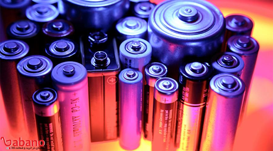 معرفی باتری
