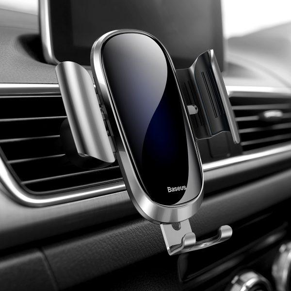 پایه نگهدارنده گوشی بیسوس Baseus Future Gravity Car Mount