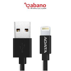 کابل تبدیل USB به لایتنینگ ای دیتا مدل Sync And Charge