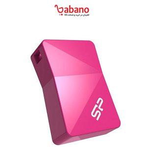 فلش مموری سیلیکون پاور مدل Touch T08 ظرفیت 16 گیگابایت