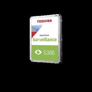 هارد اینترنال 4ترابایت Toshiba مدل Surveillance S300