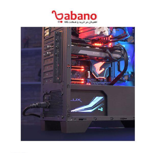 پاور آیروکول LUX RGB 550W Bronze