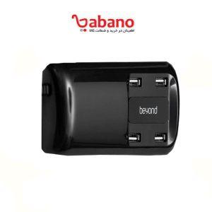 هاب شارژر 4 پورت USB بیاند مدل BA-100