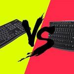 کیبوردسیمی یا کیبورد بی سیم؟ انتخابی مهم برای کامپیوتر هایمان!
