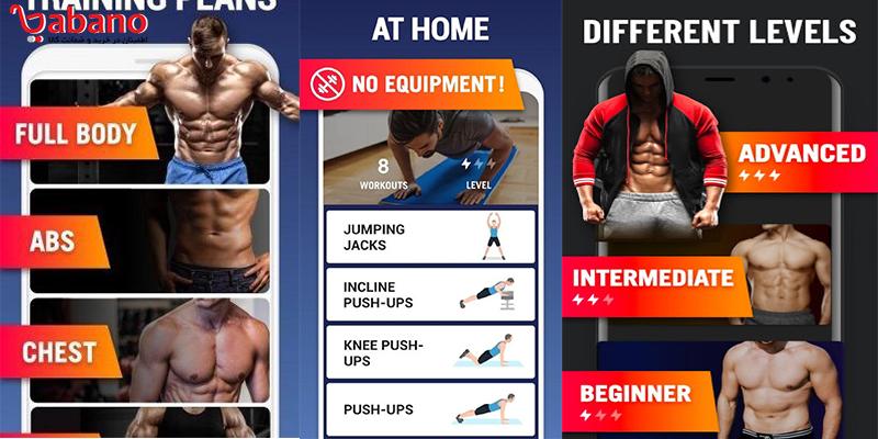 معرفی و بررسی نرم افزار Home Workout - No Equipment
