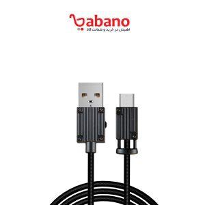 کابل تبدیل USB به میکرو کلومن مدل kd-20 طول 1 متر