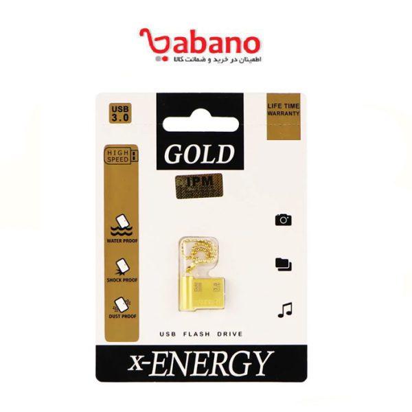 فش مموری X-energy مدل Gold ظرفیت 16 گیگ