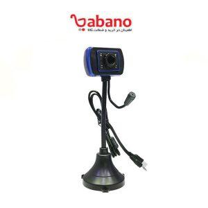 وب کم پایه دار مدل PC Camera